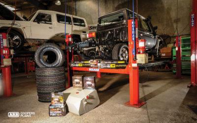 Feature: Toyota Landcruiser 79 Series – The Dark Knight – Part 1