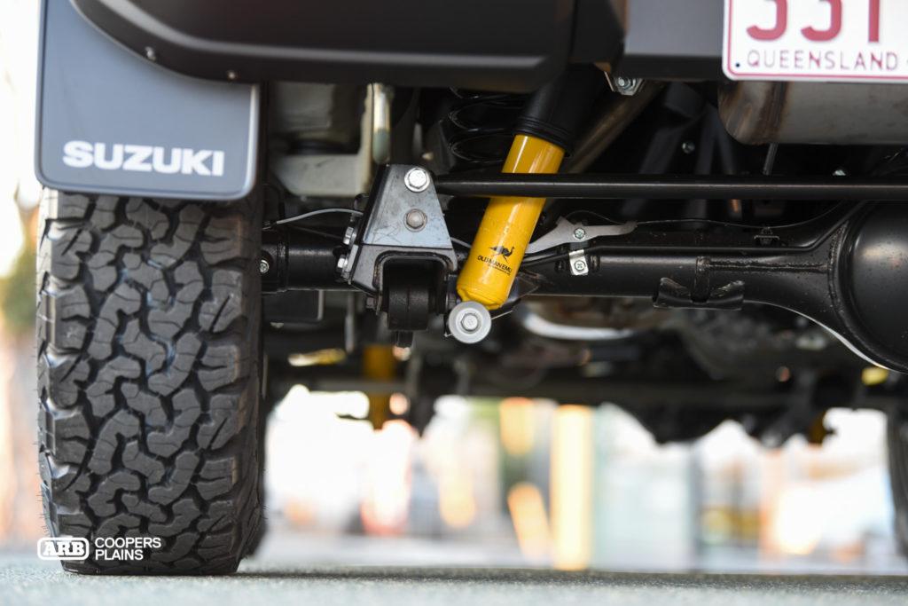 ARB Coopers Plains Built Suzuki Jimny