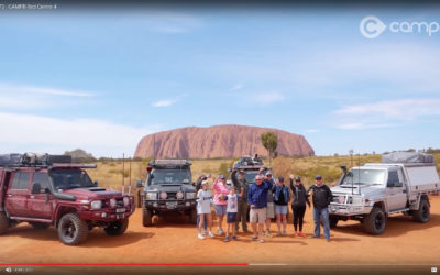 ARB's Adventure to the Red Centre
