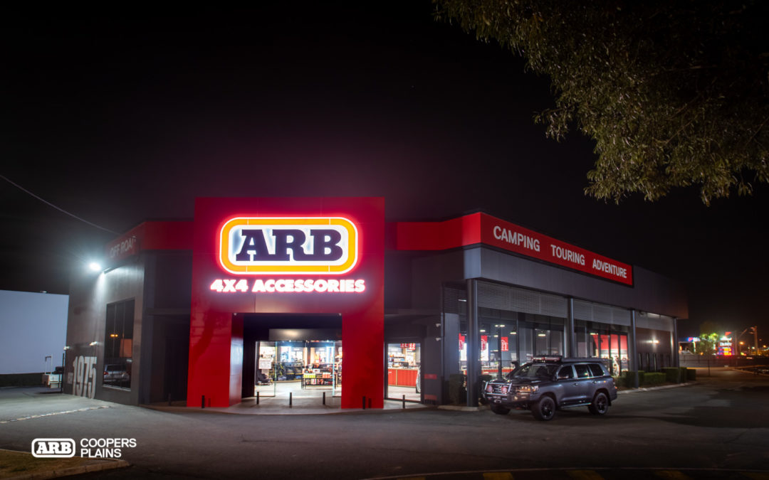 ARB Coopers Plains ARB Flagship Store Renovation Reveal