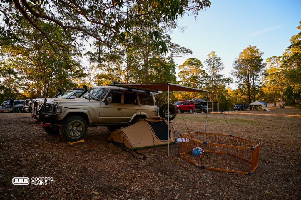 ARB Coopers Plains Weekend Without Wifi 2020